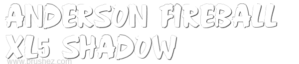 Anderson Fireball XL5 Shadow
