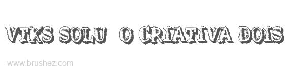 VTKS SOLU  O CRIATIVA DOIS