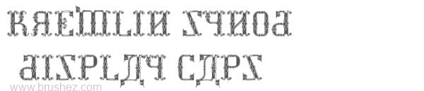 Kremlin Synod (Display Caps)