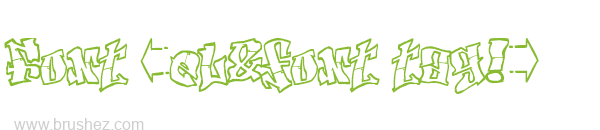 Font (el&font tag!)