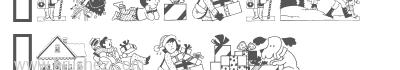 GE Comical Christmas