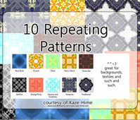10 Repeating Patterns