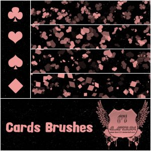 Cards Brushes