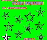 Pack #1 Stars Brushes