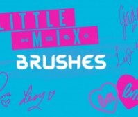 Brushes Little Mix
