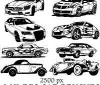 Car Photoshop brushes