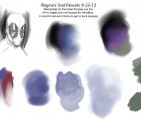 Wayne's Photoshop CS6 Preset Tools