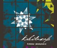 Kaleidoscope brushes