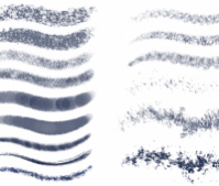 PS brushes set 2