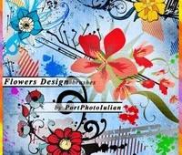 Flower Designs brushes