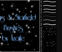 Stars + Starfield Brushes
