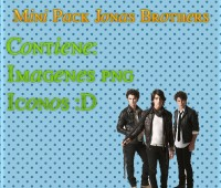 Mini Pack Jonas Brothers