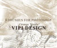 Brushes – Grunge Textile