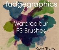 Watercolour brushes www.photoshop.cc