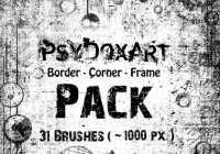 Border-Corner-Frame-PACK www.Photoshop.cc