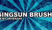 Risingsun Photoshop Brushes