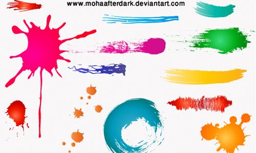 brushes para photoshop free download