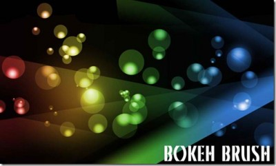 bokeh free adobe photoshop brushes