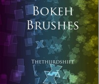 free adobe photoshop Bokeh Brushes