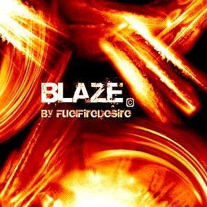 Blaze brushes