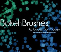 Bokeh Brushes free