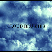 adobe photoshop Clouds brushes