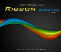 Ribbons brushes