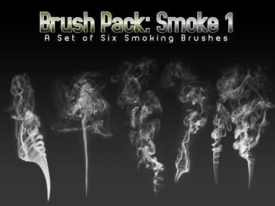 Smoke Brushes photoshop