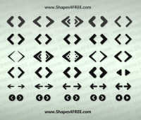 arrows-custom-shapes-lg