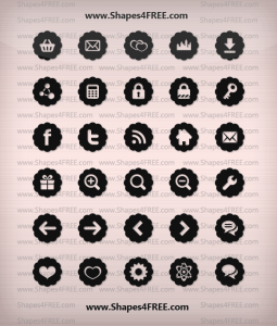 Badge Icons (Vector)