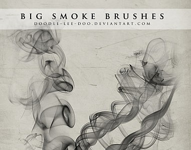 BIG smoke brushes