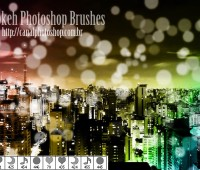 Bokeh Ps Brushes