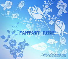 Fantasy Rose brushes