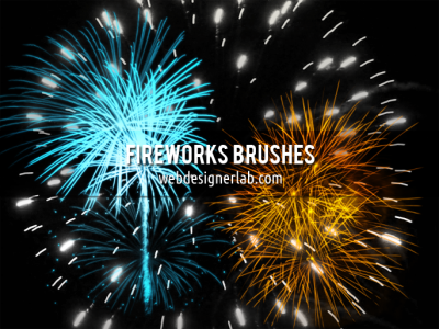 Fireworks Brushes ps