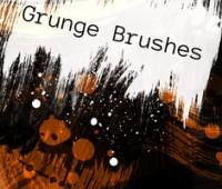 Grunge Brushes 1
