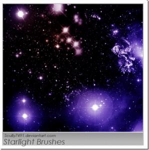 Starlight Brushes adobe photoshop download free