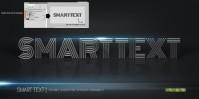 Smart Text photoshop PSD