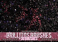 Brillitos Stars  BRUSHES