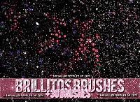 Brillitos Stars  BRUSHES