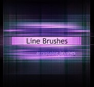 Line_Brushes_by_ArrsistableStock