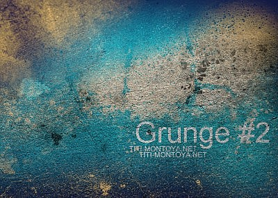 Photoshop Brushes: Grunge #2