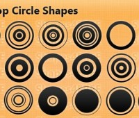 23 Photoshop Circle Shapes – Designer Essentials