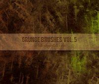 Grunge Brushes  by xara24