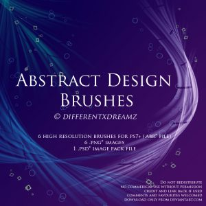 Design Brushes Abstract