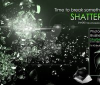 Shades Photoshop Brushes ShatterFX by  shadedancer619