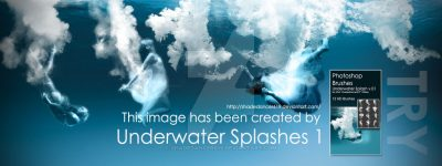 Shades Photoshop Brushes UNDERWATER 1 by  shadedancer619