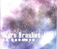 Stars Brushes by  KeReN-R