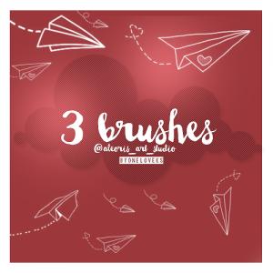 kite  brushes