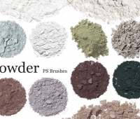 powder free brushes