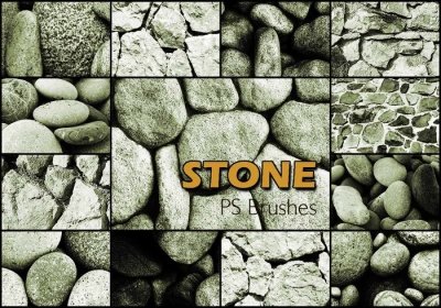 stone wall free brushes
